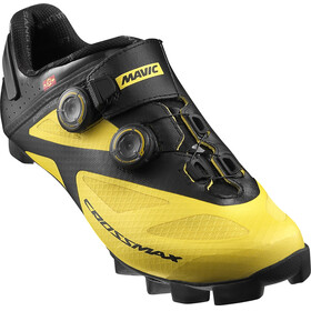 Mavic Crossmax SL Ultimate Shoes Unisex Yellow Mavic/Black/Black